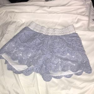 3/$20 Justice Shorts